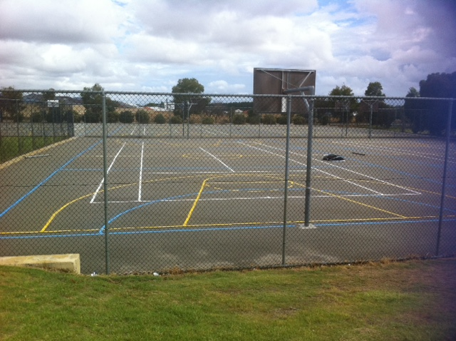 Sports Courts Markings