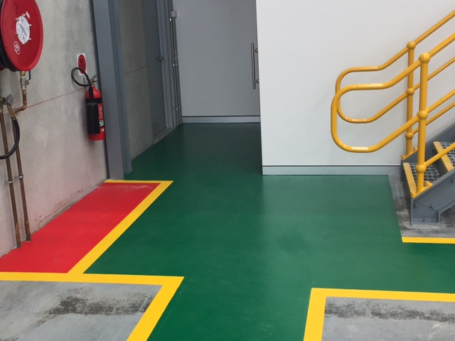 Epoxy path ways